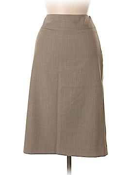 Banana Republic Wool Skirt Size 6 (Tall)