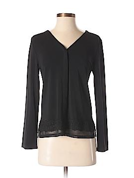 Carole Little Long Sleeve Blouse Size M