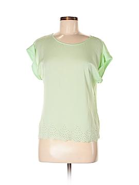 J. Crew Factory Store Short Sleeve Blouse Size 2