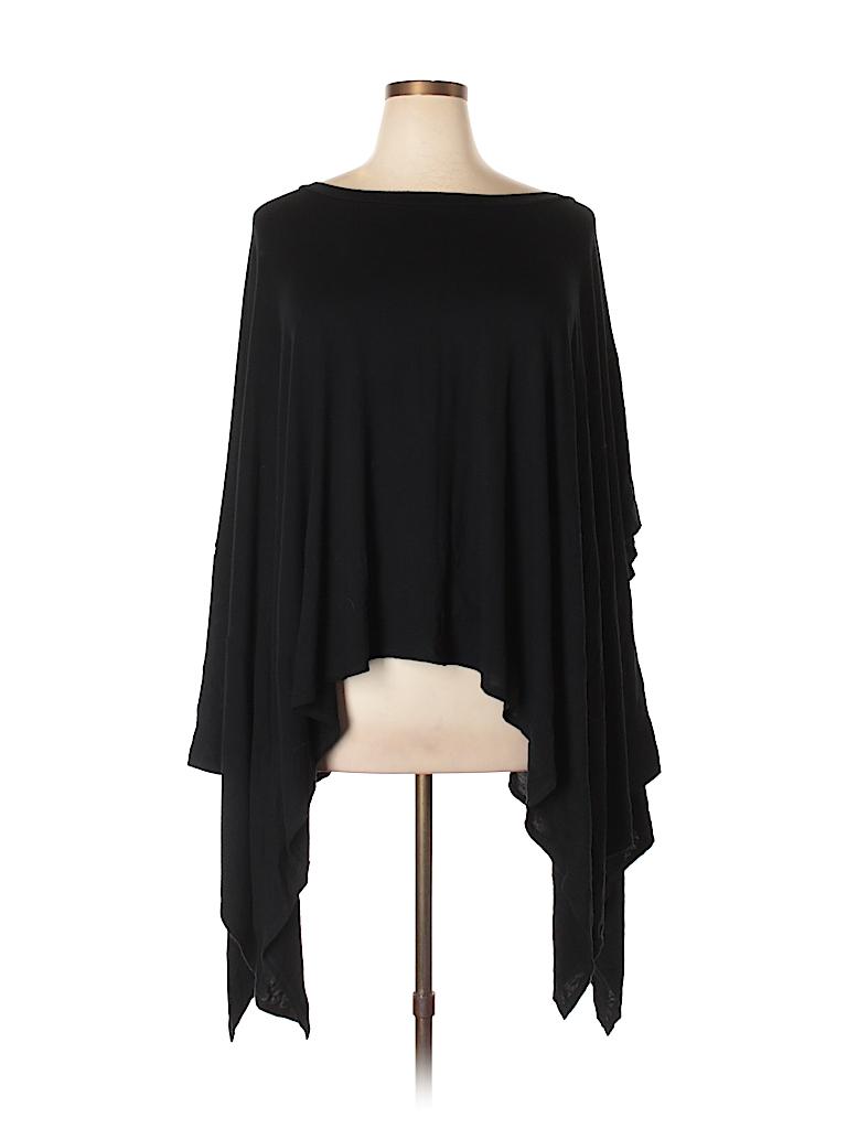 c39dc287434 Torrid 100% Rayon Solid Black 3 4 Sleeve Top Size 1X Plus (1) (Plus ...