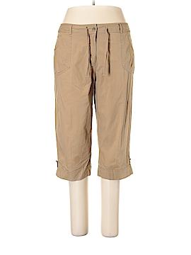 Land' n Sea Khakis Size 16