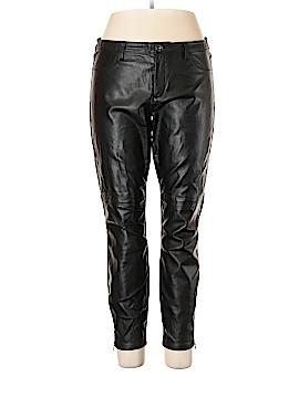 Banana Republic Faux Leather Pants Size 14