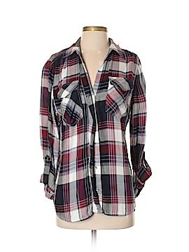 Sam Edelman Long Sleeve Button-Down Shirt Size S