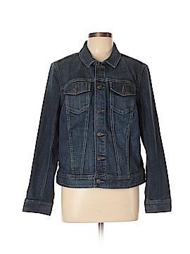 Talbots Denim Jacket Size XL