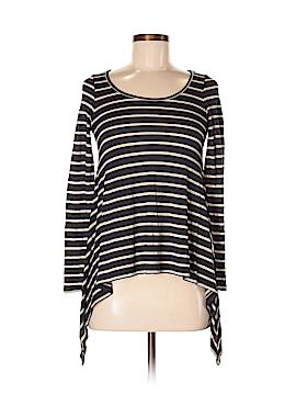 Iris & Navy Long Sleeve T-Shirt Size XS