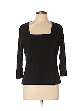 Covington 3/4 Sleeve Blouse Size L (Petite)
