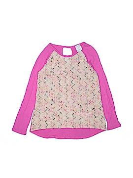 Ella Moss 3/4 Sleeve Top Size 12