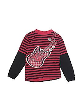 Faded Glory Long Sleeve T-Shirt Size 8