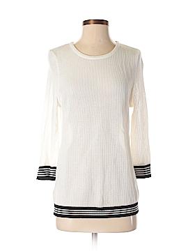 De Collection 3/4 Sleeve Top Size M