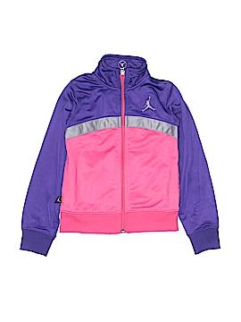 Air Jordan Track Jacket Size X-Small (Youth)
