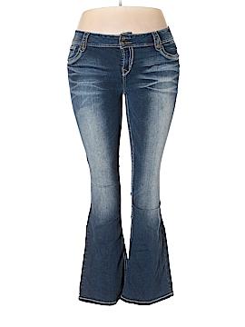 Wall Flower Jeans Size 17