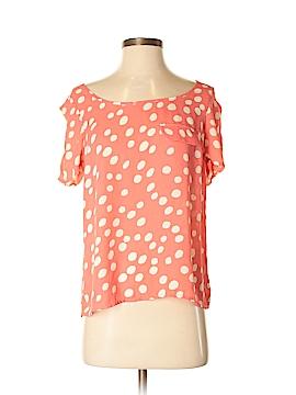 Love 21 Short Sleeve Blouse Size XS