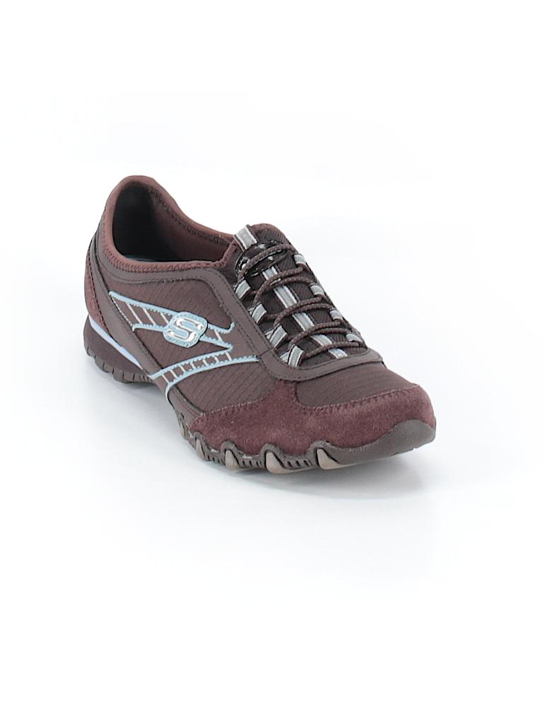 Skechers Brown Sneakers Ladies Size 9