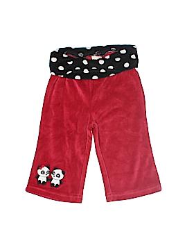 Gymboree Outlet Velour Pants Size 6-12 mo