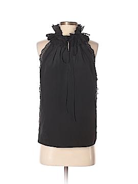 Robert Rodriguez Sleeveless Silk Top Size 4