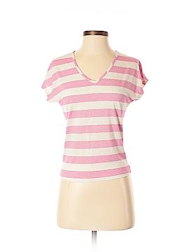 Aqua Short Sleeve T-Shirt Size XS