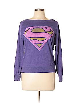 Superman Sweatshirt Size L