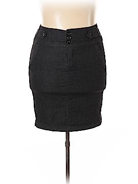 Beta House Denim Skirt Size 1X (Plus)