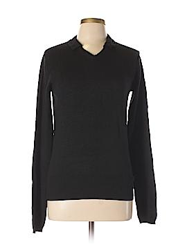 Just Cavalli Silk Pullover Sweater Size 46 (IT)