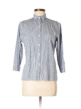 Ralph Lauren Black Label Long Sleeve Button-Down Shirt Size 10