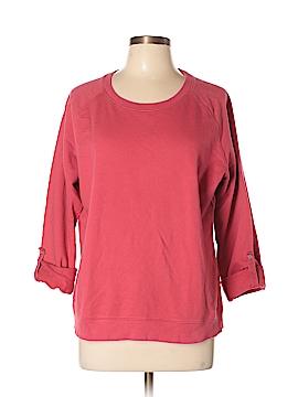 Lands' End Sweatshirt Size XL (Petite)