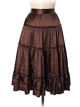 Tempo Paris Silk Skirt Size S