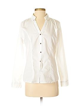 F&F Clothing Long Sleeve Button-Down Shirt Size XL