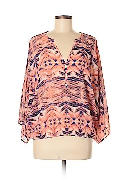 Sanctuary 3/4 Sleeve Blouse Size M