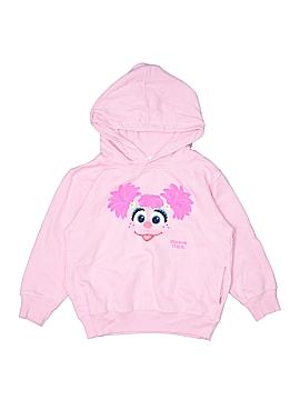 Sesame Street Pullover Hoodie Size 5 - 6