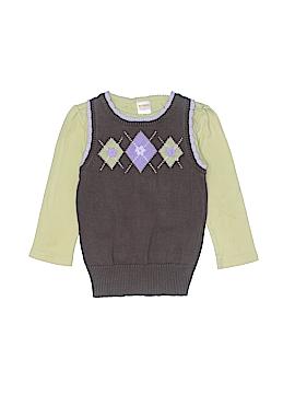 Gymboree Outlet Sweater Vest Size 4