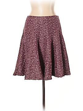 Emanuel by Emanuel Ungaro Silk Skirt Size 12