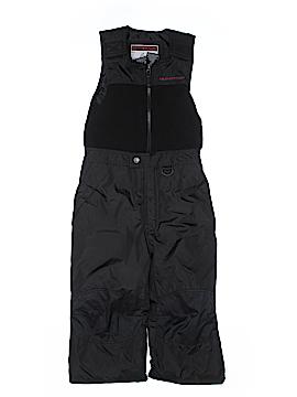 Weatherproof Snow Pants With Bib Size 6