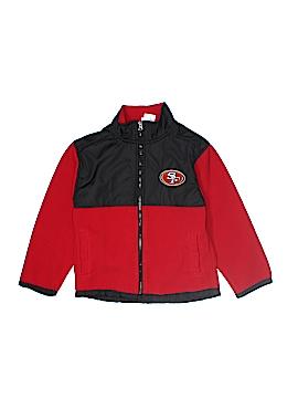 Team Apparel Fleece Jacket Size 8