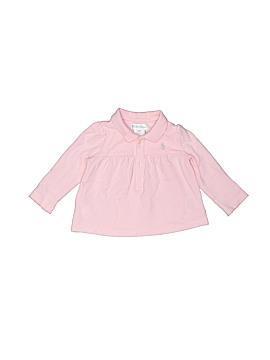 Ralph Lauren Long Sleeve Polo Size 6 mo