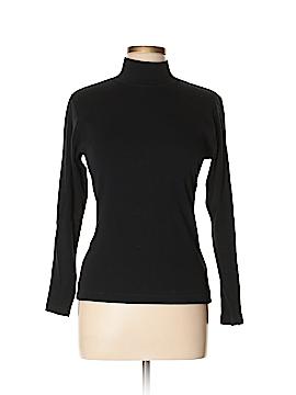 Geoffrey Beene Sport Long Sleeve Top Size L