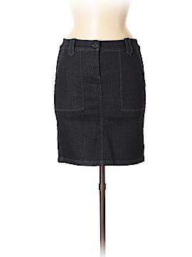 Ann Taylor Denim Skirt Size 00