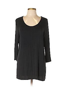 G by Giuliana Rancic 3/4 Sleeve Top Size L