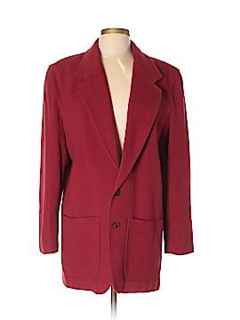 Lizwear by Liz Claiborne Wool Coat Size 12