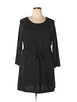 Jason Maxwell Casual Dress Size 2X (Plus)