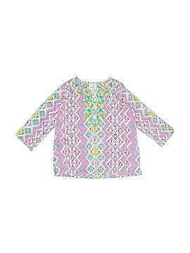 Peek... 3/4 Sleeve Button-Down Shirt Size X-Large (Kids)