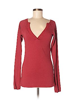 Puella Long Sleeve Polo Size M