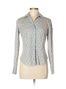 Harold's Long Sleeve Button-Down Shirt Size 6