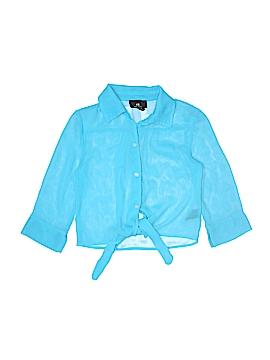 Iz Byer 3/4 Sleeve Blouse Size Medium kids (10-12)