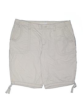 St. John's Bay Shorts Size 16 (Plus)