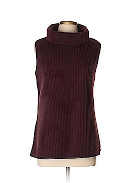Waverly Grey Turtleneck Sweater Size L