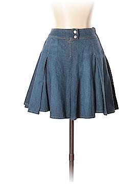 D&G Dolce & Gabbana Denim Skirt 26 Waist