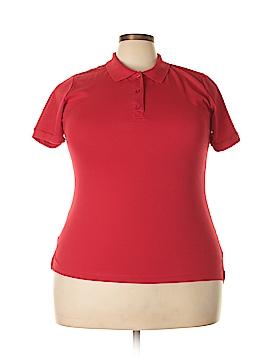 Active Basic Short Sleeve Polo Size XXL