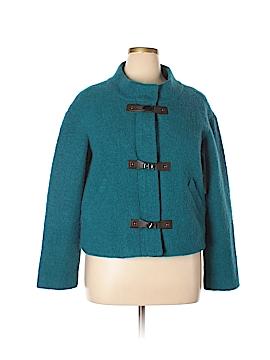 Leifsdottir Wool Coat Size 14