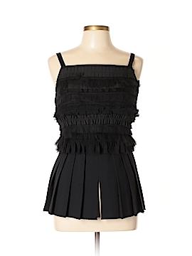 Vera Wang Sleeveless Blouse Size 12
