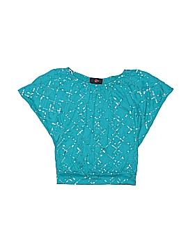 Iz Byer Short Sleeve Top Size 8